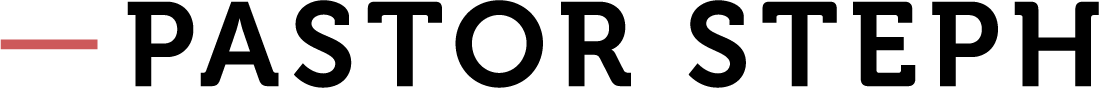 PastorSteph.com
